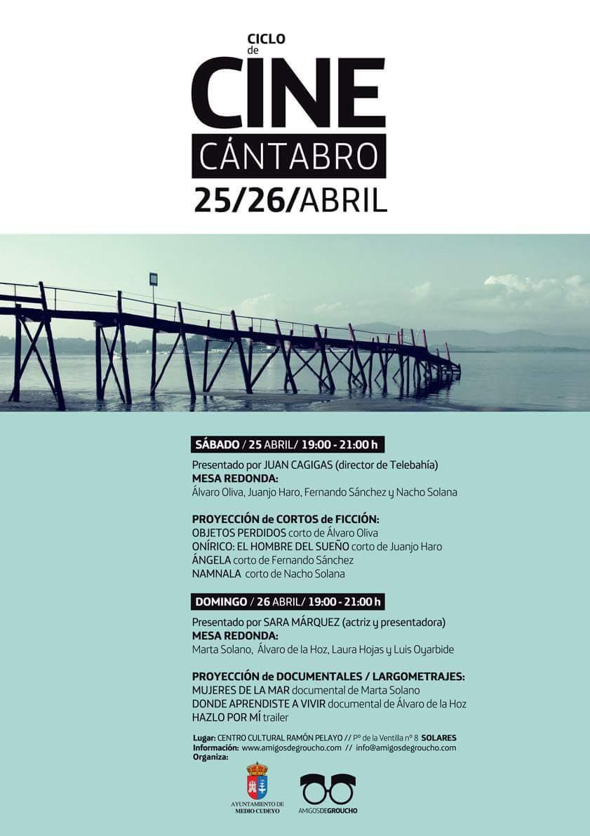 I Ciclo de Cine Cántabro